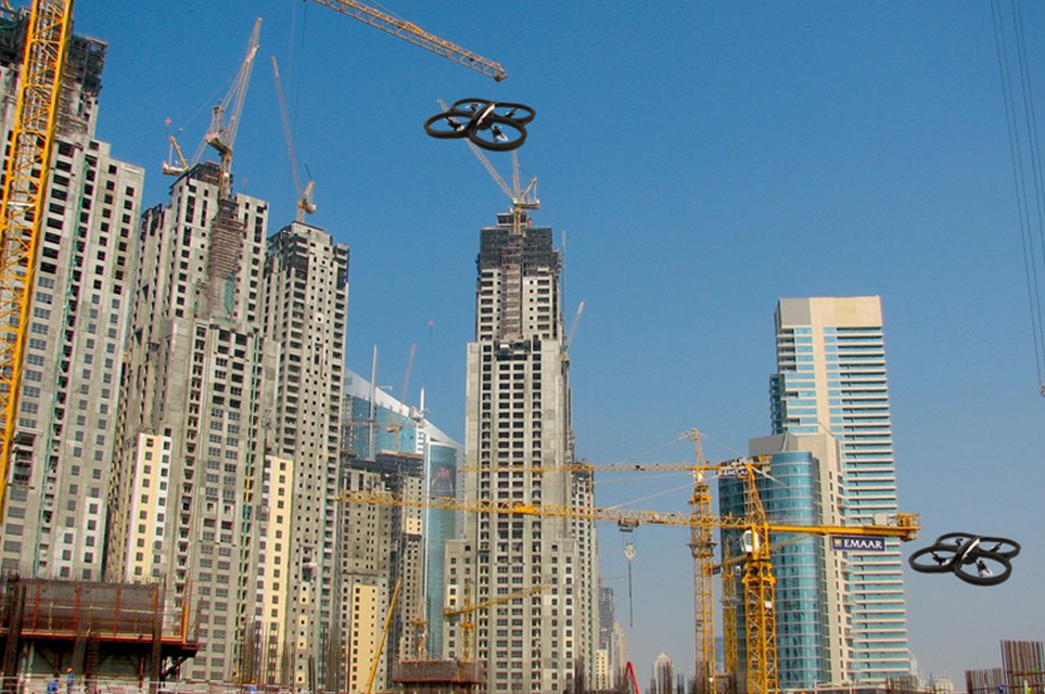 Property Monitoring Drone in uae